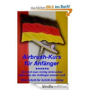 E-Book Airbrushkurs für Anfänger