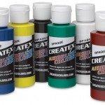 Createx Airbrushfarben Starter Set Classic
