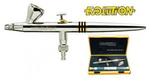 Evolution Two in One Airbrushpistole