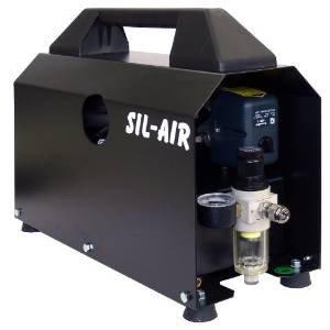 SIL-Air 20 A Kolbenkompressor mit Öl
